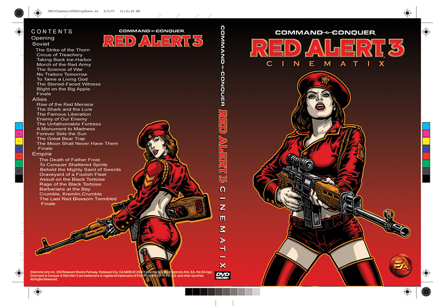 Red Alert Cinematix