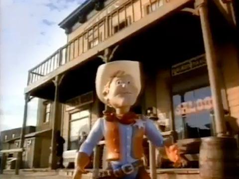 Duracell Cowboys