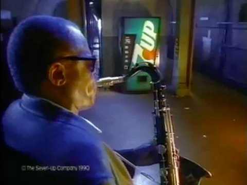 7UP Saxophone