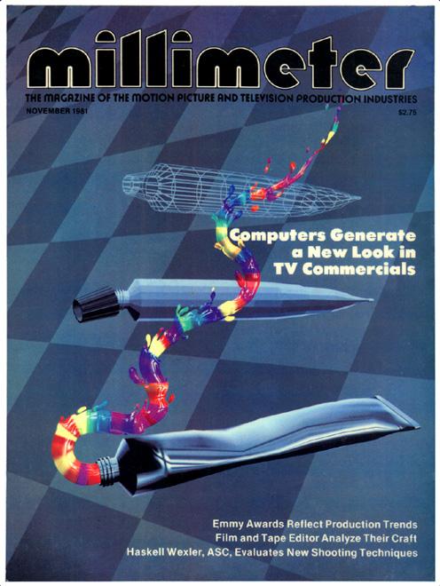Millimeter Nov 1981