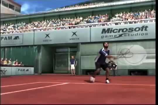 Tennis E3 Promo