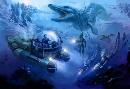 Virtual Aquarium / Ocean
