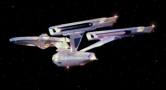 Enterprise Model: Star Trek, The Motion Picture 1979