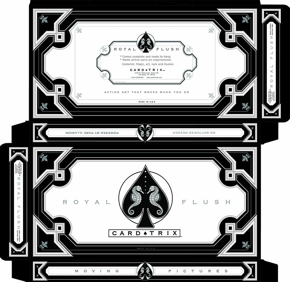 Card Trix: Box