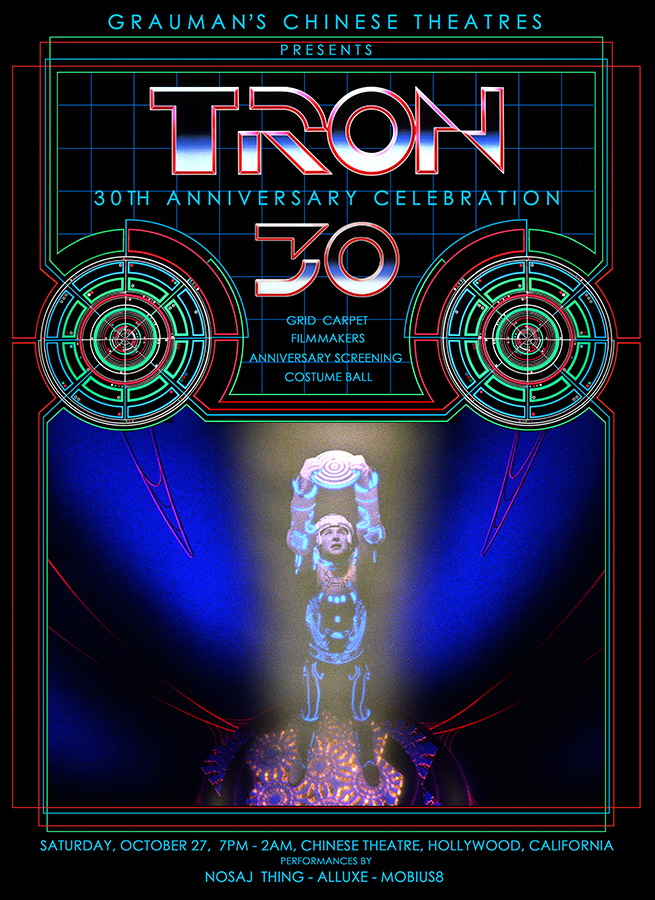 Tron 30th