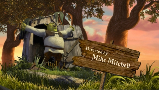 Shrek 4 Credits